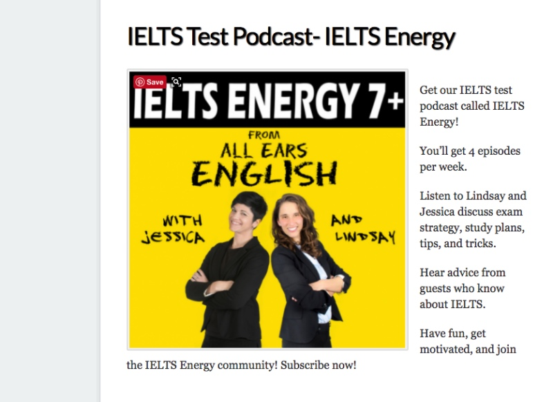 how to start learn english for ielts